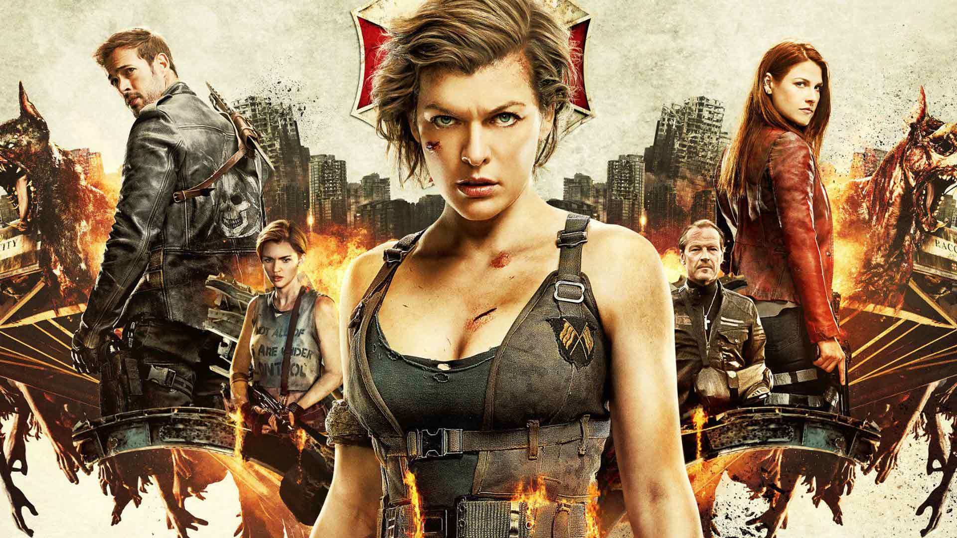 Resident Evil The Final Chapter 2017 After The Credits