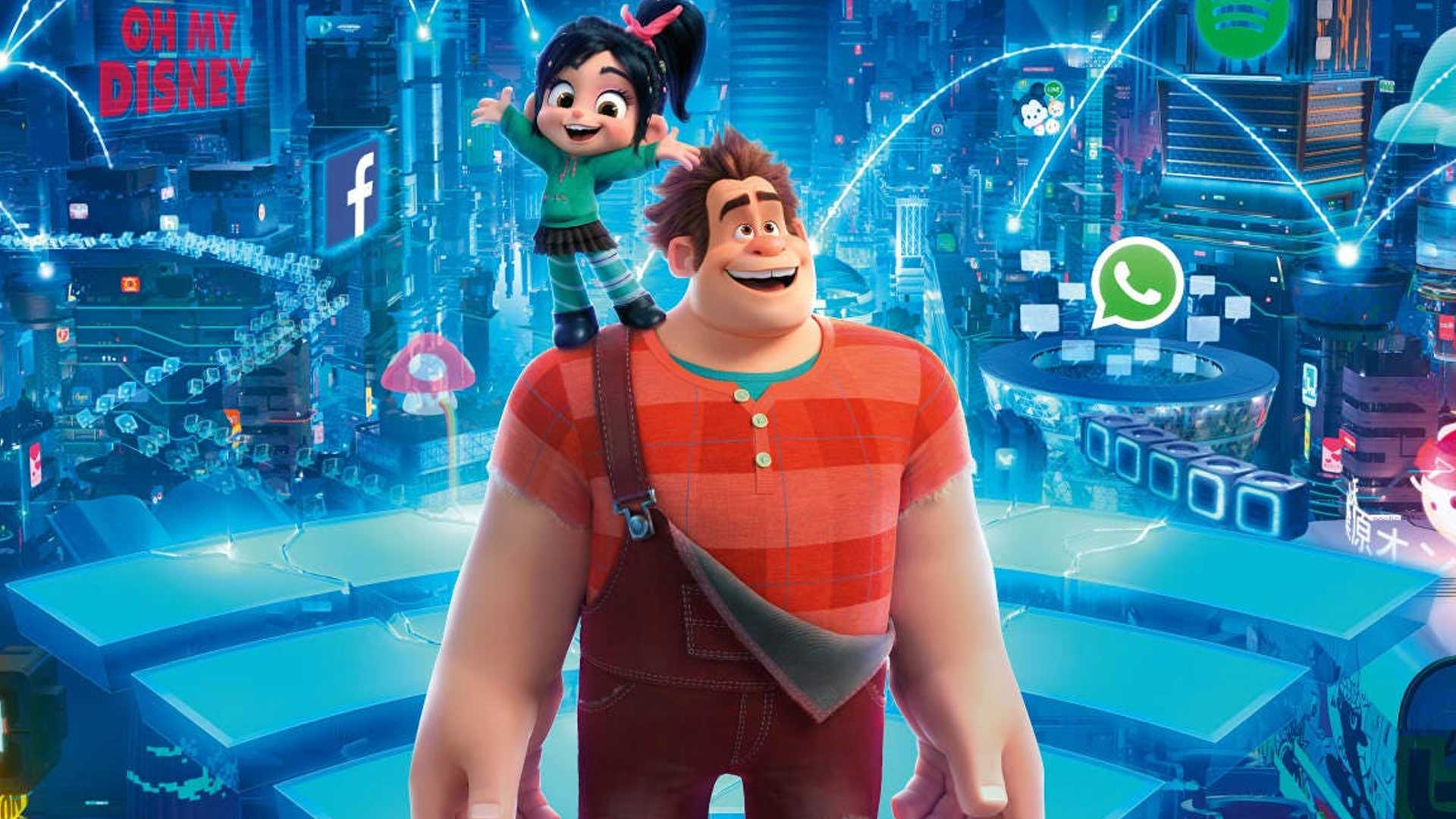Ralph Breaks The Internet 2018 After The Credits Mediastinger