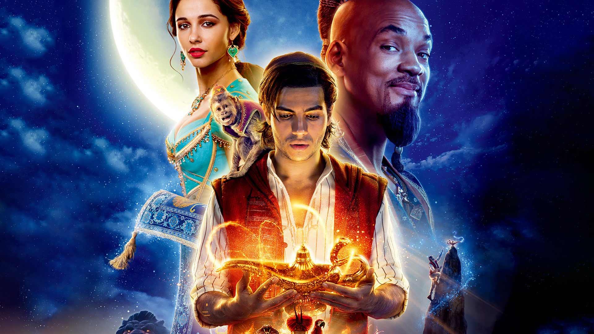 Aladdin 2019 After The Credits Mediastinger